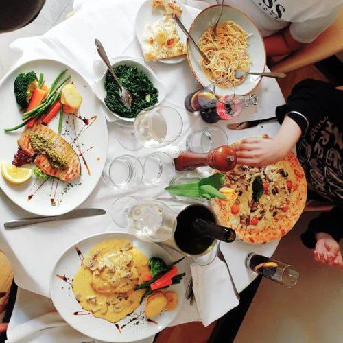 La Galleria Birmingham Italian Restaurant 10