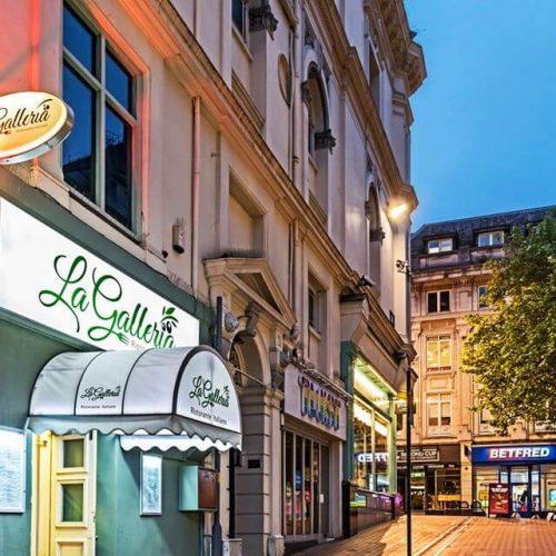 La Galleria Birmingham Italian Restaurant 18